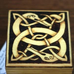 71 BSA Serpent Knot 2